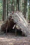 Survival Myths Build Shelter on High Ground