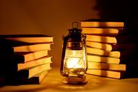 Blackout preps lantern
