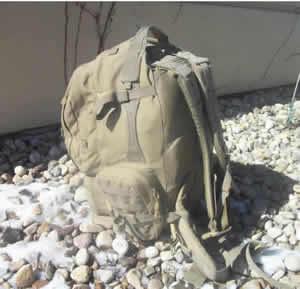 Bug Out Bag Backpack