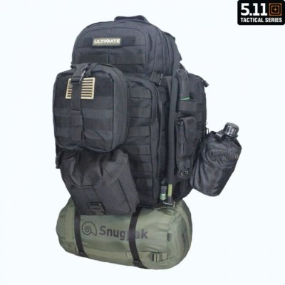 Level 3 Bug Out Bag List Template