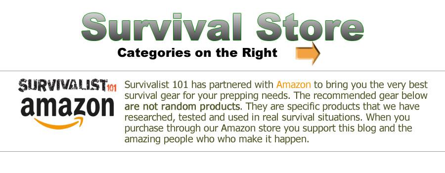 Survivalist 101 Survival Store