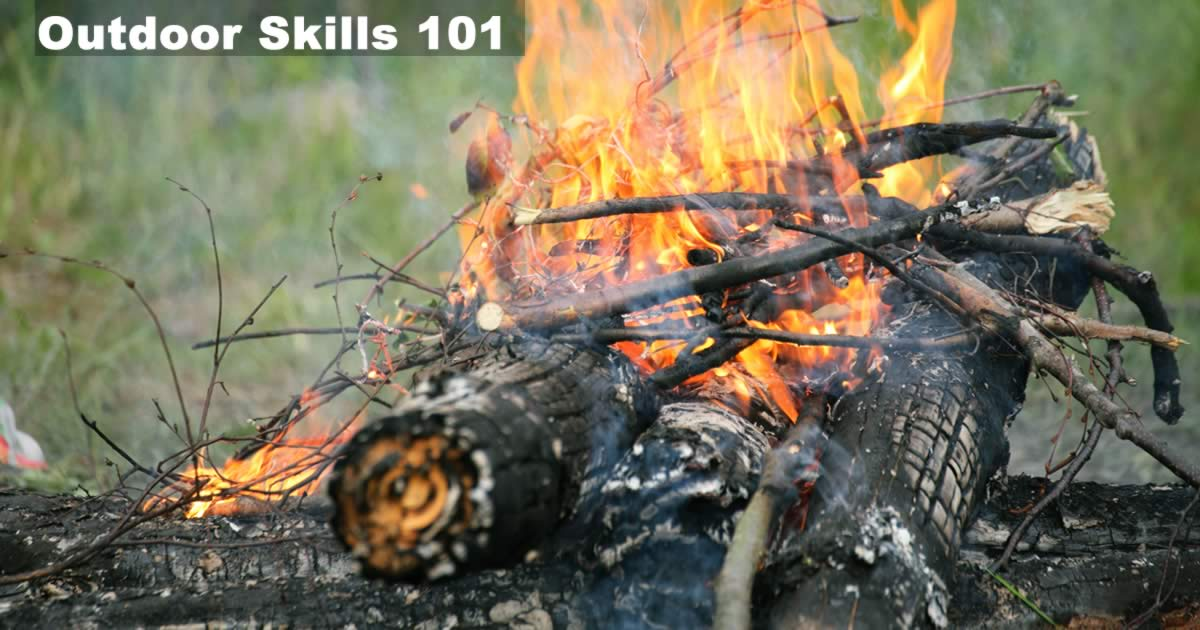 Survival Blog - Outdoor Survival Skills 101