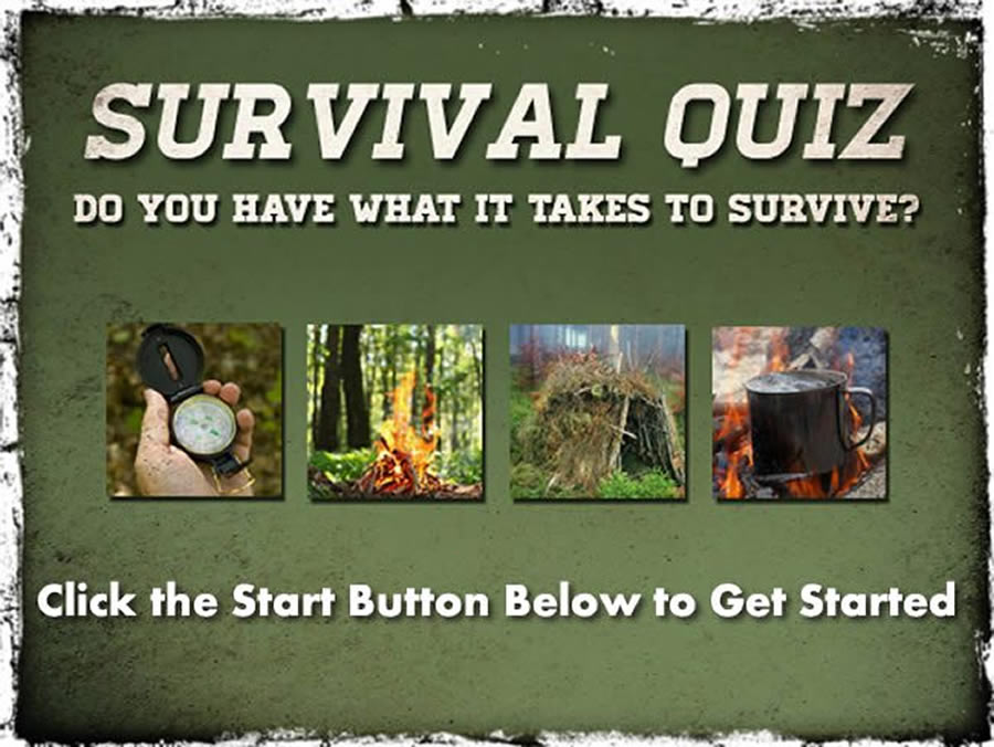 Survival Quiz - Survivalist Blog