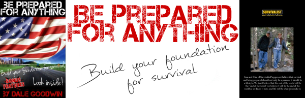 Be Prepared for Anything