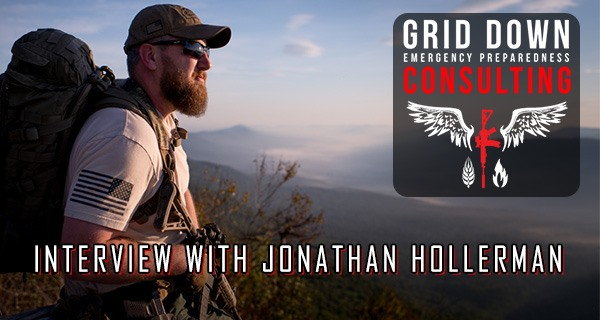 Interview With Jonathan Hollerman of Grid Down Consulting