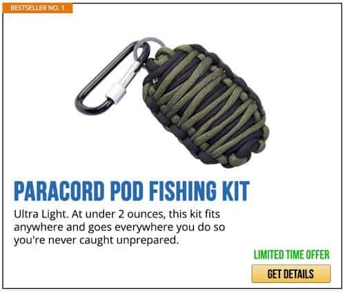 fishing pod kit