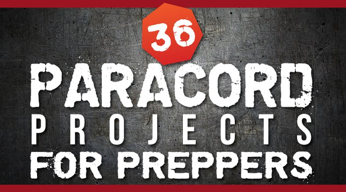 Check out 36 Awesome Paracord Projects For Preppers at https://survivallife.com/36-paracord-projects-preppers/