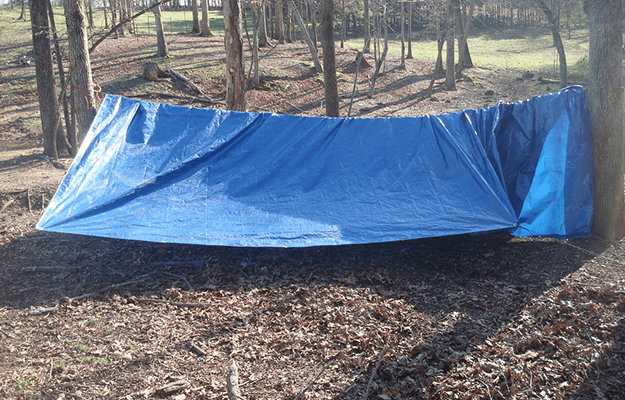How To Make A Paracord Tent