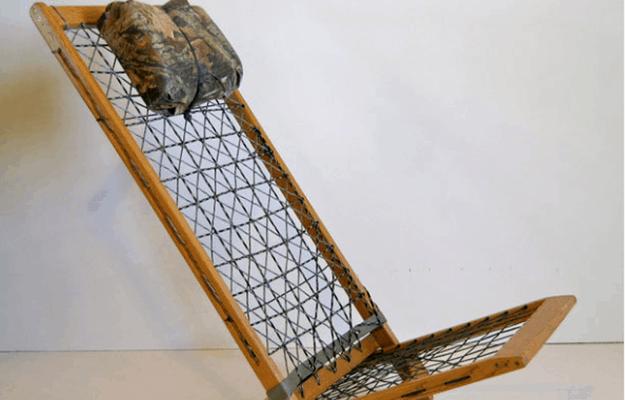 DIY Paracord Chair Tutorial | Survival Life Prepping Ideas