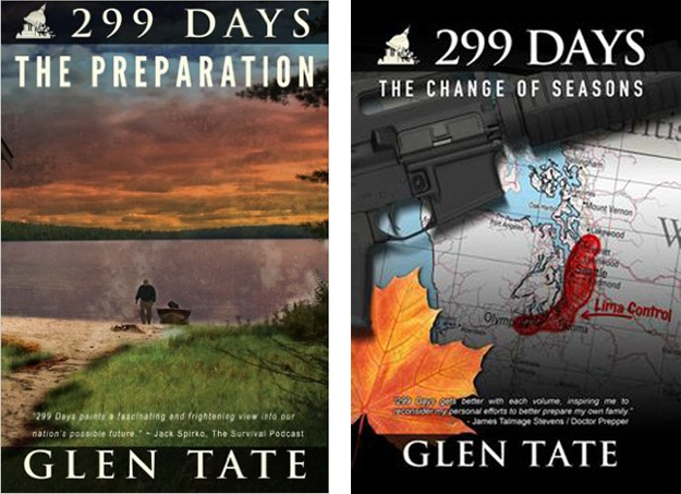 299 Days Book Series | Stocking Stuffers for the Preppers in Your Life