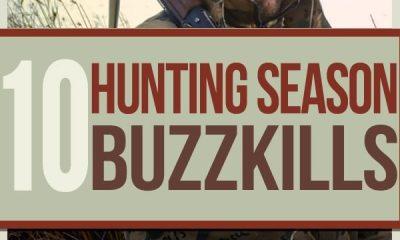 hunting season, hunting season problems, deer hunting season, deer hunting