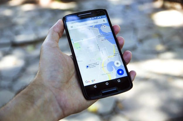 Compass and Google Maps: Navigation and Orienteering Smartphone Apps | 12 Survival Smartphone Apps | Preparedness