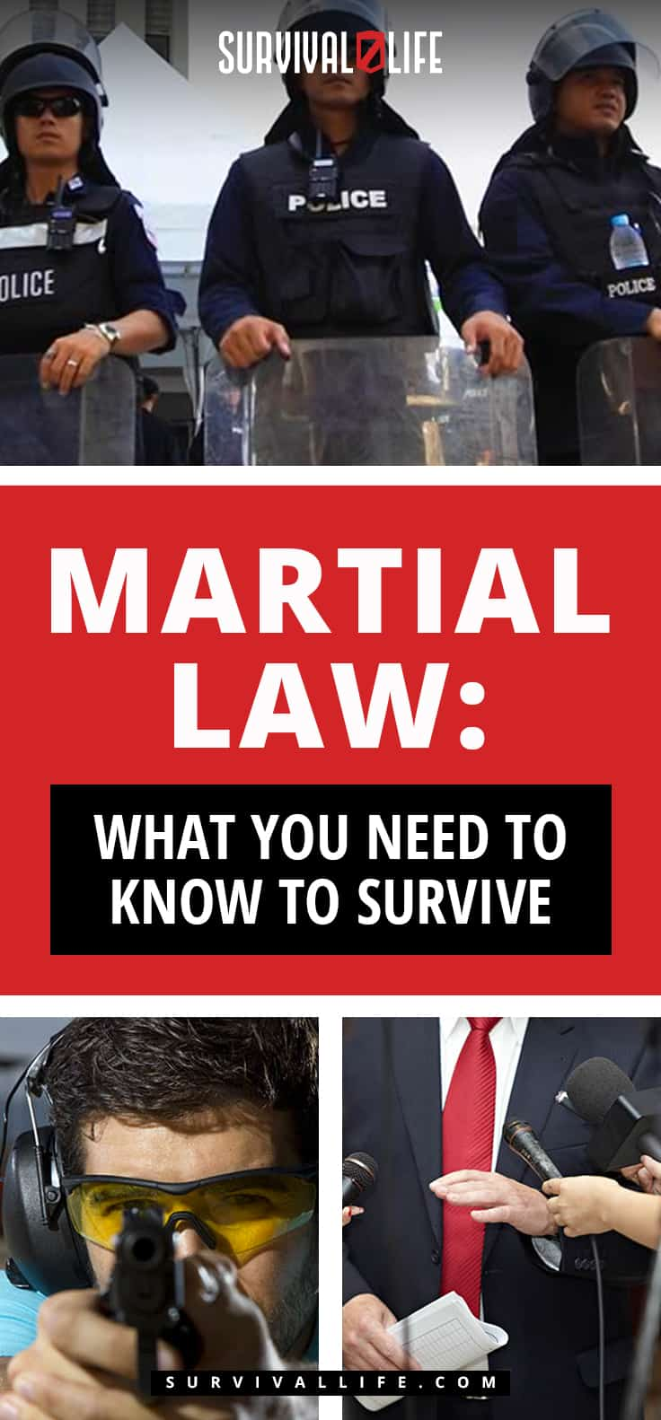 Martial Law | Martial Law: What You Need to Know to Survive