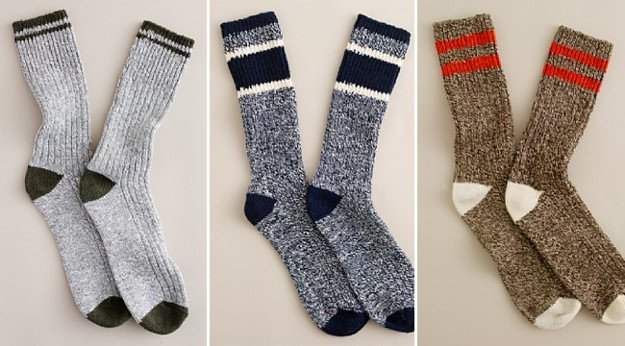 Winter Bug Out Socks | 25 Winter Bug Out Bag Essentials You Need To Survive