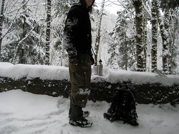 Wool Pants | 25 Winter Bug Out Bag Essentials You Need To Survive