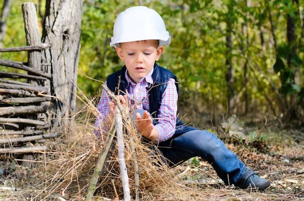 Disaster Preparedness: Prepping with Kids | Live off the land.