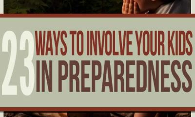 disaster preparedness, prepping with kids, survival tips for kids, survival skills for kids