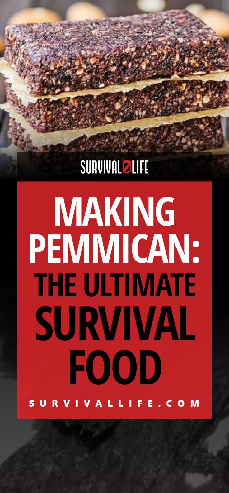 Placard | The Ultimate Protein-Rich Survival Food