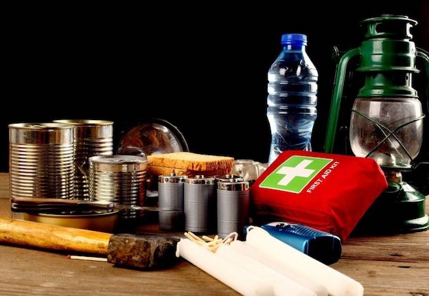 Disaster Preparedness Tips for the Sick or Disabled | Assemble a disaster supplies kit