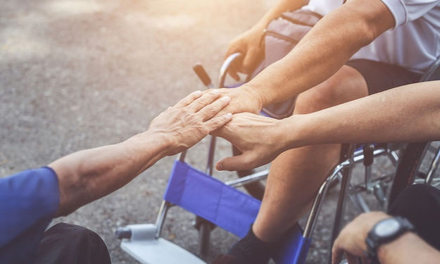 Disaster Preparedness Tips for the Sick or Disabled | Build your support group