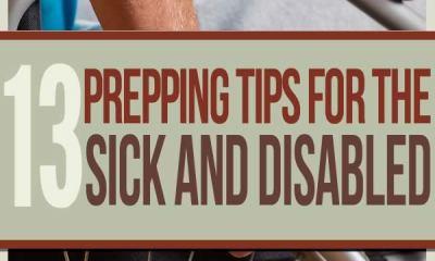survival tips, preparedness, survival, disability