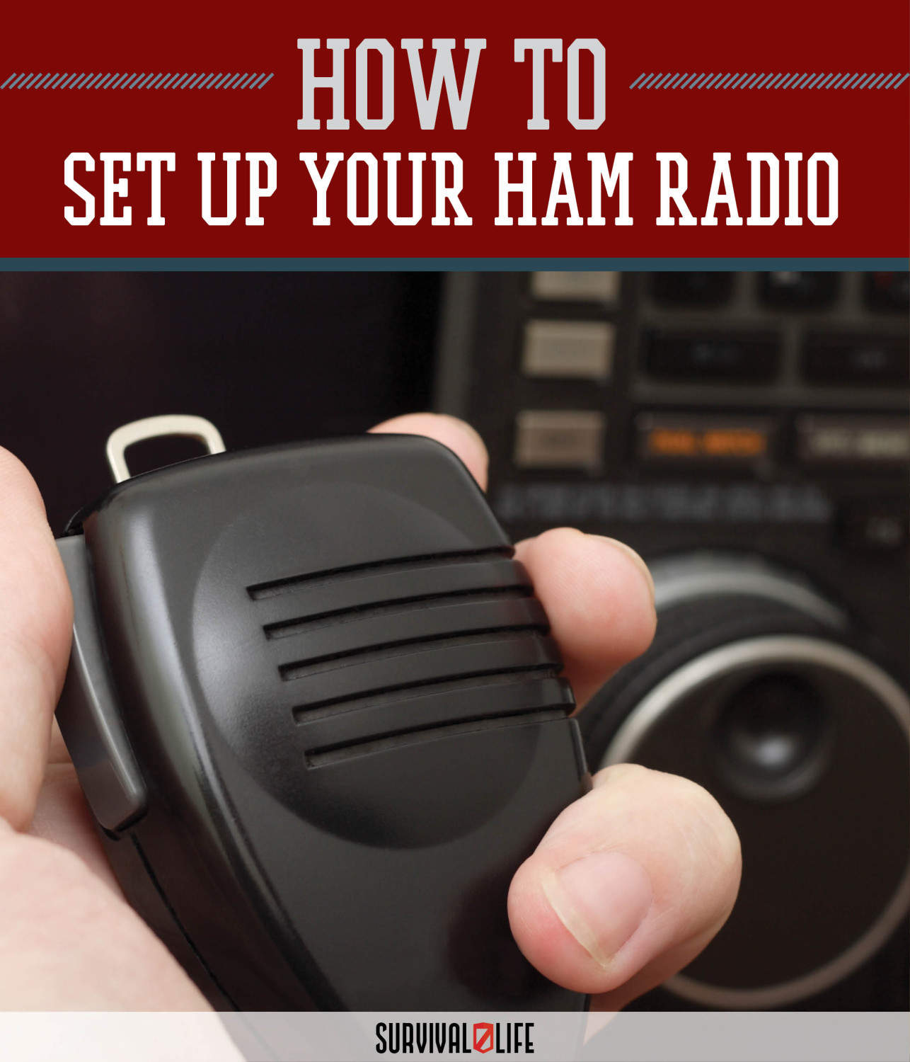 An Easy Way To Set Up Your Ham Radio