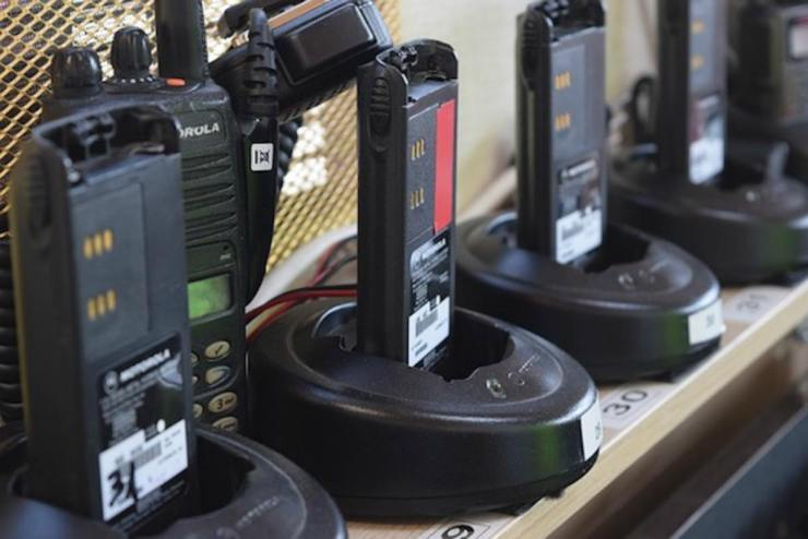 Charging two way radio | Power Outage: What To Do When The Power Goes Out