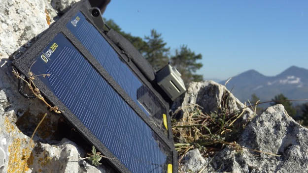 Solar Charger | 25 Badass Camping Hacks For Your Next Trip