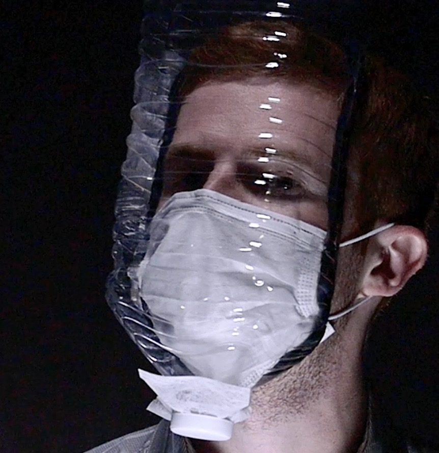 Stay Prepared With This DIY Riot Mask