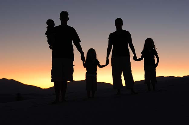 preppers value the family unit