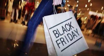 Stay in on Black Friday