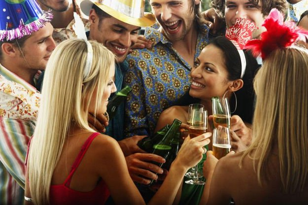 Stick Together and Be Alert | Survival Guide | Tips For A Safe New Year's Eve Celebration
