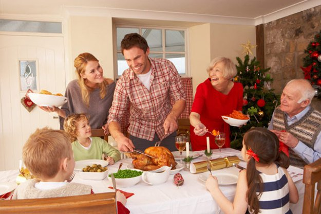 Offer to help | Yuletide Survival | Survive Christmas Dinner With Your In-Laws