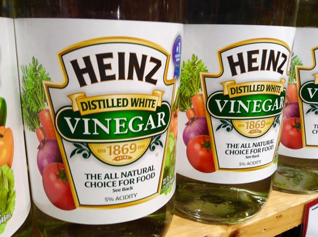 Vinegar | 10 Everyday Things That Can Absolutely Save Lives