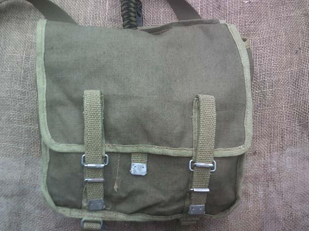 The Polish Army Bread Bag | Make a Polish Army Bread Bag Kit
