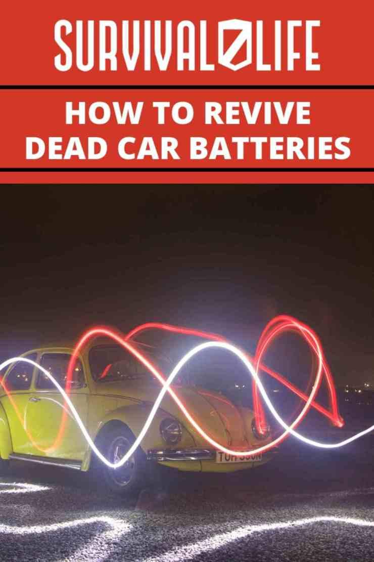 How To Revive Car Batteries: Don't Throw Dead Batteries Just Yet | https://survivallife.com/revive-car-batteries/