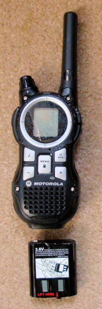 Motorola MR350R | Emergency Radio Communication Plan For Disasters