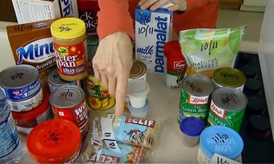 disaster preparedness food kit