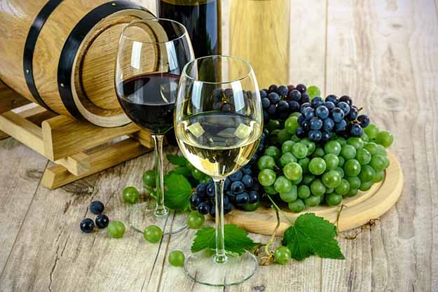 Wine | Survival Food Items That Actually Taste Good