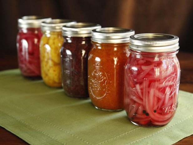 canning food for long term storage