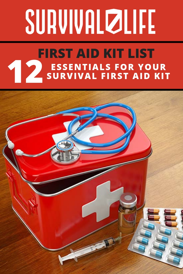 Check out First Aid Kit List at https://survivallife.com/first-aid-kit-list/