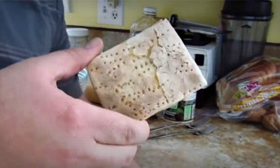 Feature | How to Make Hardtack: The Survival Food That Never Goes Bad