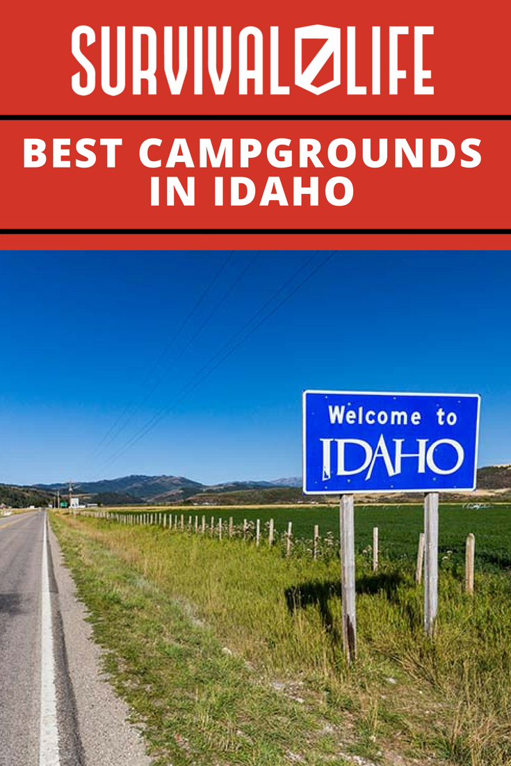 Best Campgrounds In Idaho | https://survivallife.com/best-campgrounds-idaho/