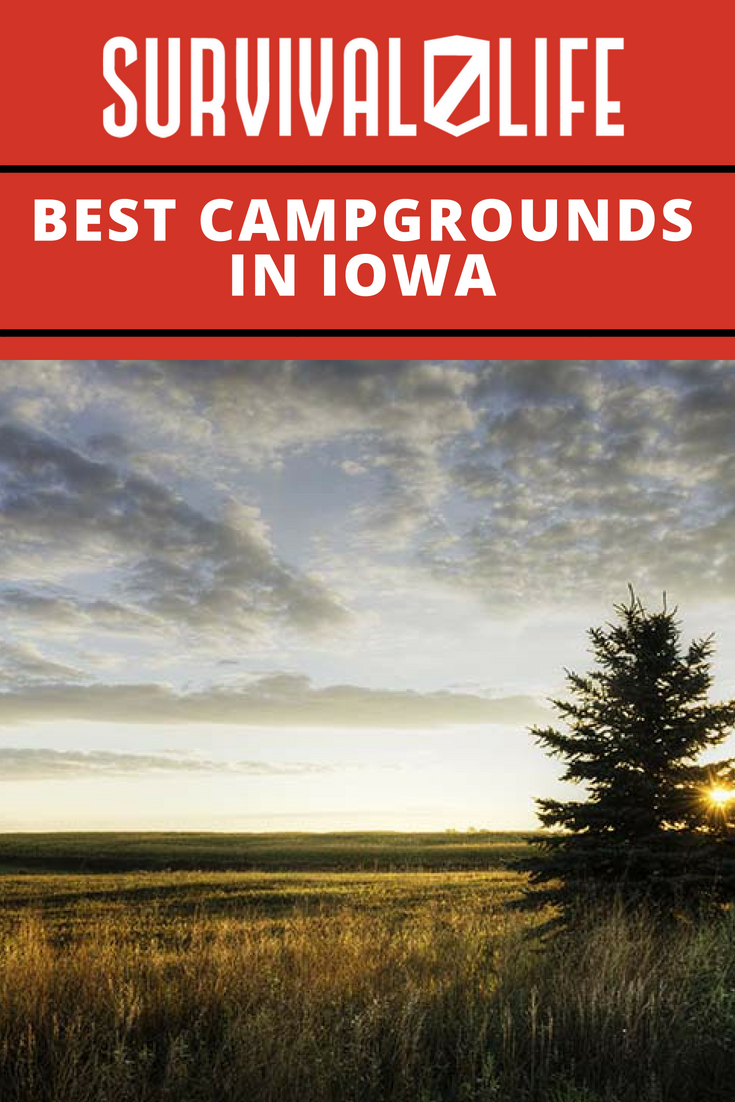 Best Campgrounds In Iowa | https://survivallife.com/best-campgrounds-iowa/