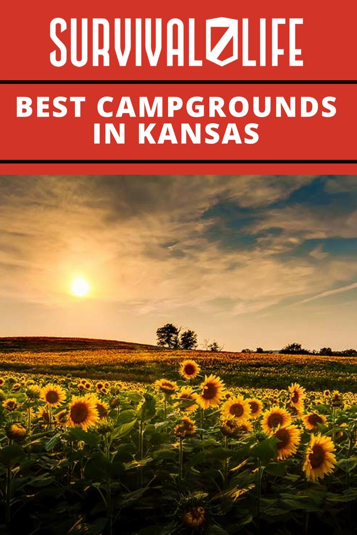 Best Campgrounds In Kansas | https://survivallife.com/best-campgrounds-kansas/