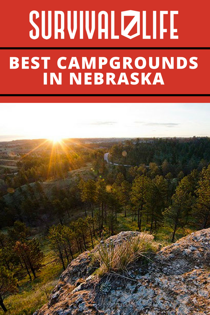 Best Campgrounds In Nebraska | https://survivallife.com/best-campgrounds-in-nebraska/