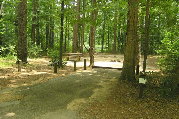 camping at double lake recreation area