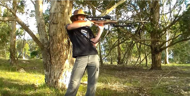 Handle an Air Rifle Seriously | Military Disaster Survival Skills | Survival Life