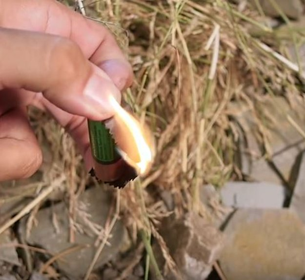 """Flame Emerges 