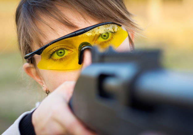 Learn to Shoot with Both Eyes Open | Military Skills to Learn for Survival